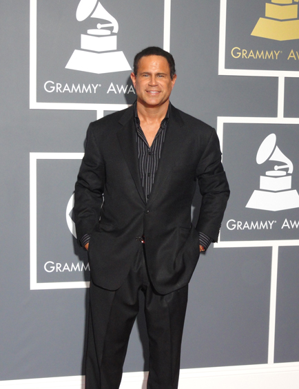 Keith Middlebrook at 2011 Grammy Awards