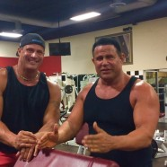 Keith Middlebrook, Keith Middlebrook Pro Sports, Jose Canseco, Gym Talk Trailer.